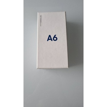 Telefon SAMSUNG GALAXY A6 SZARY