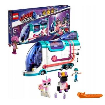 Klocki LEGO Movie Autobus imprezowy 70828