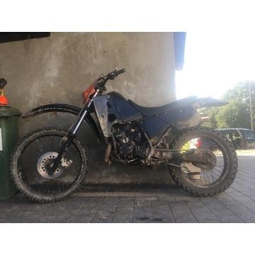 Kawasaki kmx kdx 125 dt cross enduro 2t kx ramo