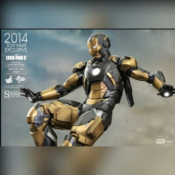 Sideshow Hot Toys Iron Man MK20 mark XX Python