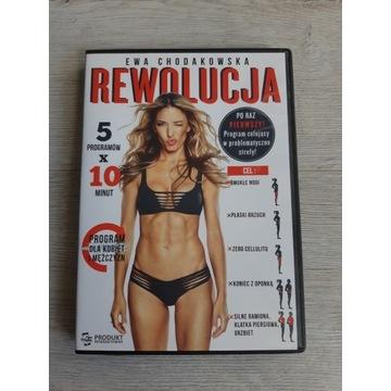REWOLUCJA Ewa Chodakowska DVD