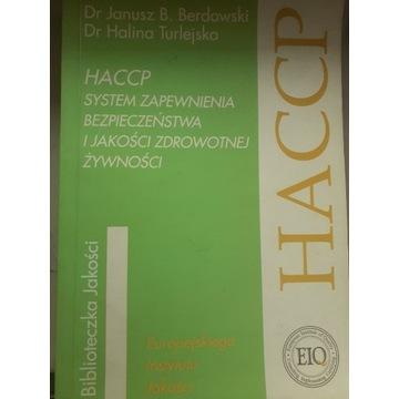 HACCP- System zapewnienia bezpieczeństwa i jakości
