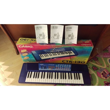 Keyboart Casio Ctk 130