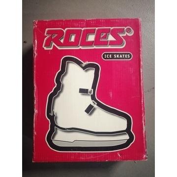 Łyżwy Roces Ice Skates r. 38