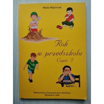 Rok w przedszkolu część 1 Maria Majchrzak