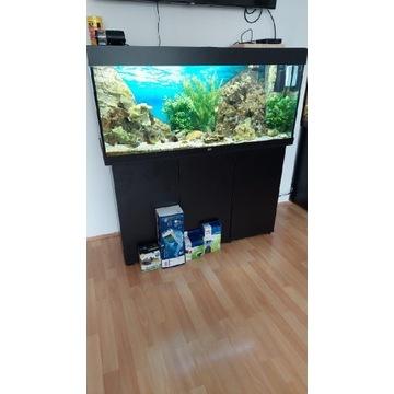 Akwarium Juwel Rio 240 z szafką plus gratisy