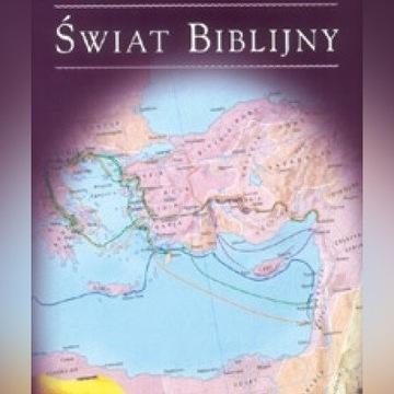 Świat Biblijny - atlas historyczny
