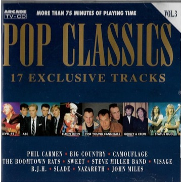 Pop Classics - Vol.3 (CD)
