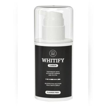 Whitify Carbon, magiczny uśmiech :D