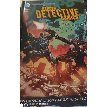 Batman Detective Tom 4 Gniew