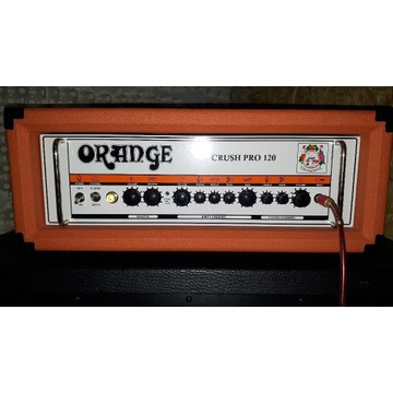 Orange Pro Crush 120W head gitarowy