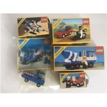 Lego town 6644 unikat space legoland 6682 6820 mix
