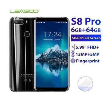 LEAGOO S8 PRO LTE 4G EKR.6''  6/64GB