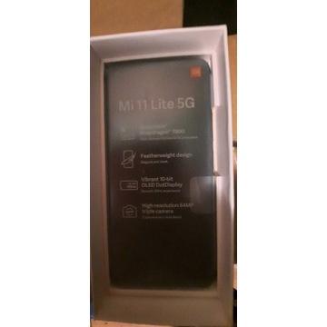 Xaiomi Mi 11 Lite 5 G 6 GB RAM 128 GB ROM