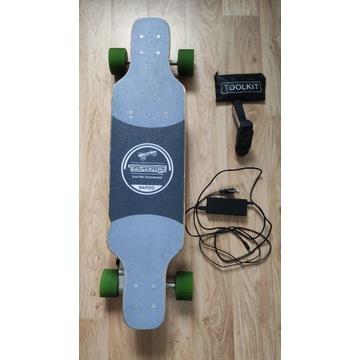 Teslaboards Rapido - deska deskorolka elektryczna