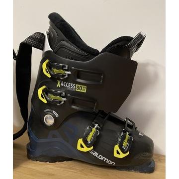 Buty narciarskie zjazdowe 29 cm Salomon