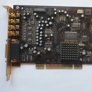 Karta dźwiękowa Creative Sound Blaster X-FI SB0460