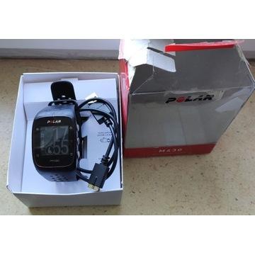 Polar M430 dla biegacza, GPS, tętno z nadgarstka