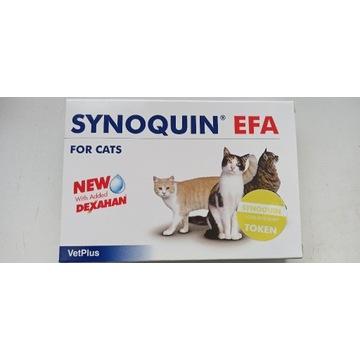 Synoqiun for cats, dla kotów