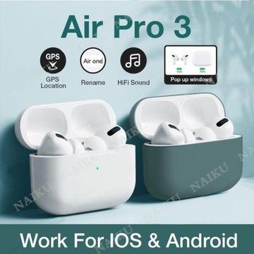 Bezprzewodowe słuchawki Bluetooth TWS Air 3