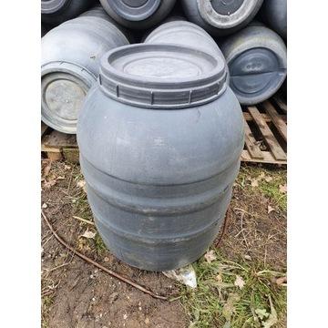 Beczka plastikowa HDPE 160 l