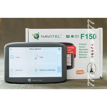 """Nawigacja NAVITEL F150 5"""" darmowe aktualizacje!"""