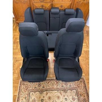 Komplet foteli do Jaguara XF X260 sedan