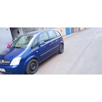 Opel Meriva 1.7 DTI,2004, zarejestrowany