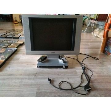 Odtwarzacz DVD + Telewizor