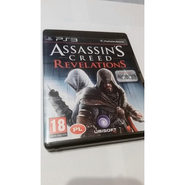 Assassin's Creed Revelations Ps3 PL