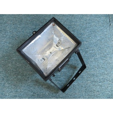Lampa oprawa halogenowa, zewnętrzna do 500W (rem)