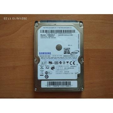 """Dysk HDD Samsung HM500JI 2.5"""""""