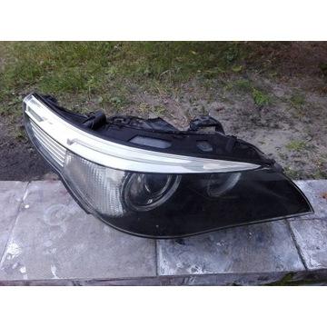 LAMPA XENON PRAWA BMW E60 E61 2003-2005