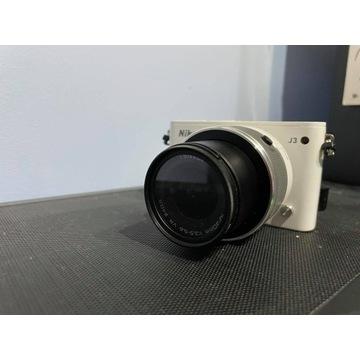 Nikon 1 J3 bardzo niski przebieg