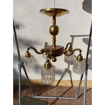 Lampa Elektryczna lata 70