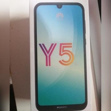 Huawei Y5 2019 Modern Black ! nowy !
