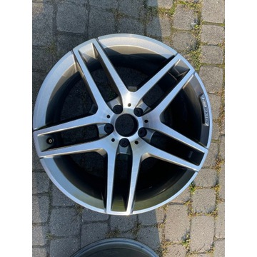 Felgi MERCEDES AMG S w222 19 9,5X19 A2224010100
