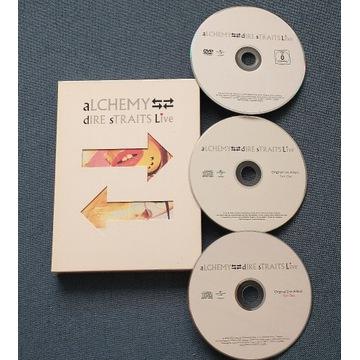Dire Straits (Mark Knopfler) - Alchemy [2xCD+DVD]