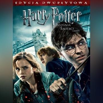 Harry Potter i Insygnia Śmierci Część 1 DVD