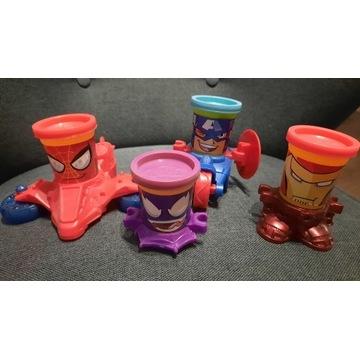 Playdoh super bohaterowie