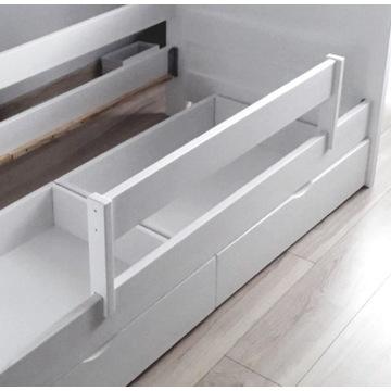 Barierka ochronna do łóżka