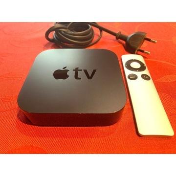 Apple TV 3 komplet z pilotem
