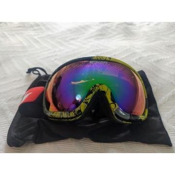 Gogle narciarskie/snowboardowe Brenda