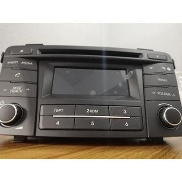 Radio fabryczne (nowe) Hyundai i40 rok 2016
