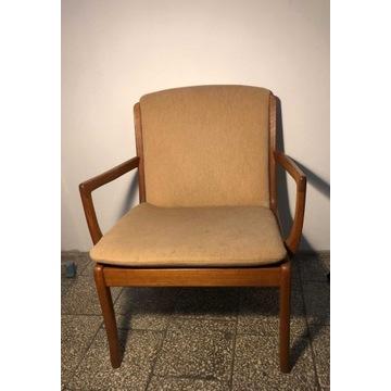 Fotel teak Ole Wanscher