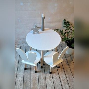 Komplet mebli dla dzieci stolik I krzesło Nowy