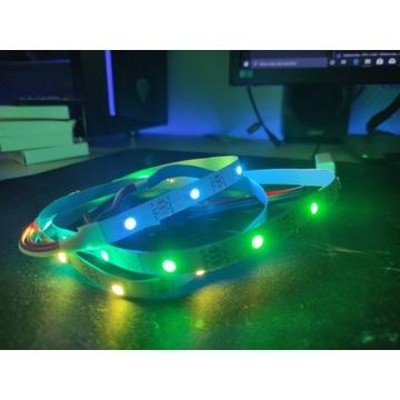Taśma LED WS2812B ARGB 30led/1m