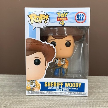 Funko Pop! Toy Story 4 – Sheriff Woody