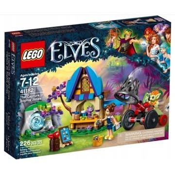 LEGO ELVES 41182 Zasadzka na Sophie Jones
