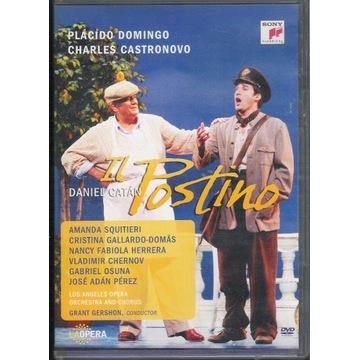 DVD CATAN Il Postino DOMINGO jako NERUDA unikat